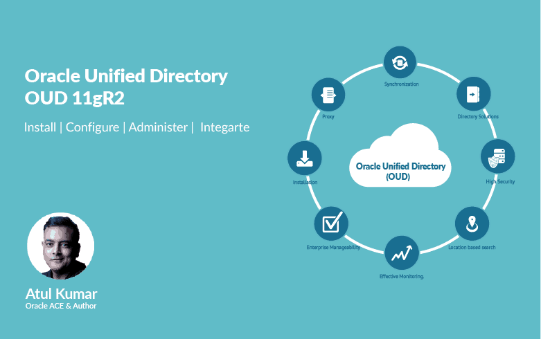 Oracle Unified Directory (OUD) Administration