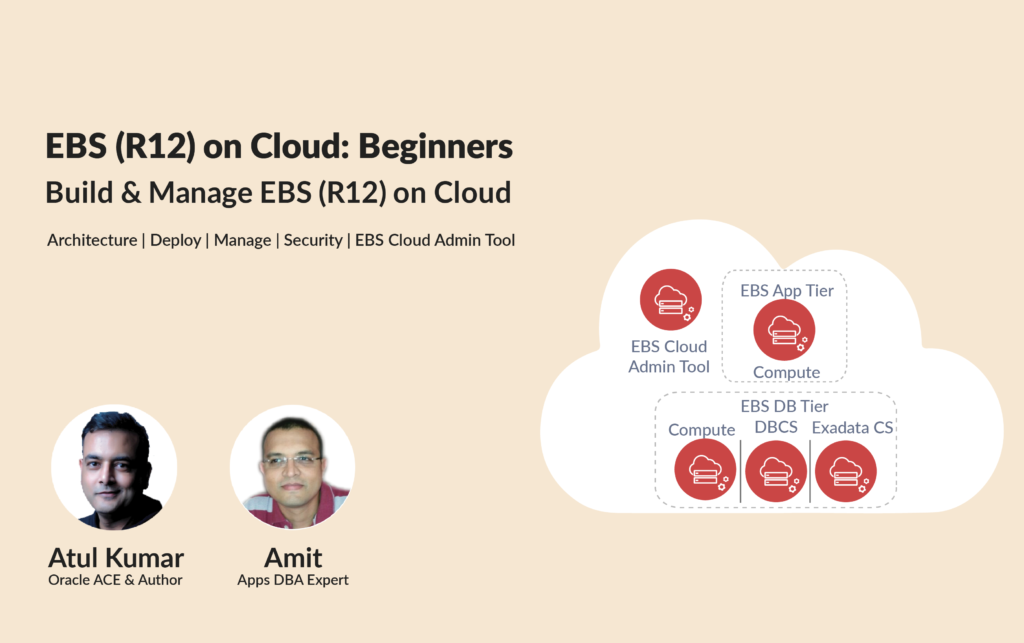 EBS (R12) on Cloud: Beginners