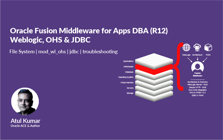 Oracle Fusion Middleware for Apps DBAs Working on R12.2