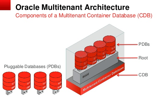 Database 12c : Multitenant Architecture