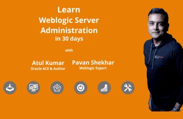 Oracle Weblogic Server 11g & 12c Administration Training : [347 USD] Limited Time