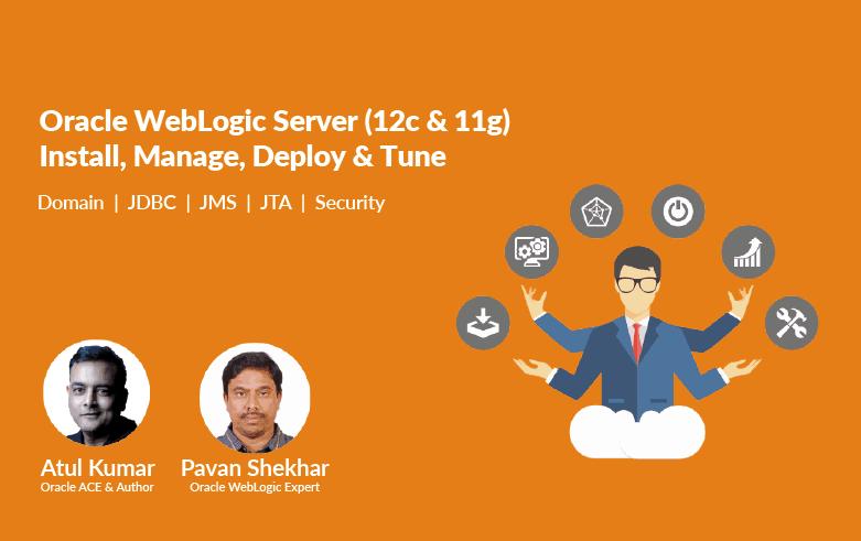Oracle Weblogic Server Administration