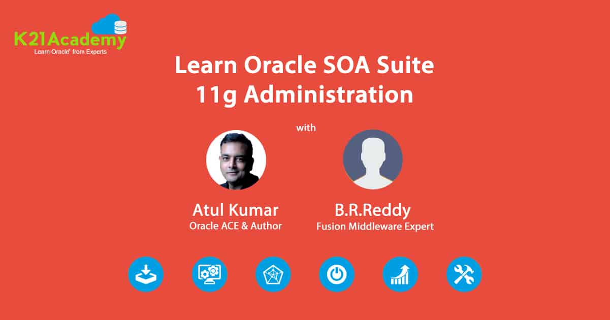 Oracle SOA Suite 11g Administration Training & Interview Questions