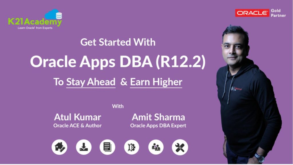 [FREE Webinar] Oracle Apps DBA R12.2 & Q/A : Register Now