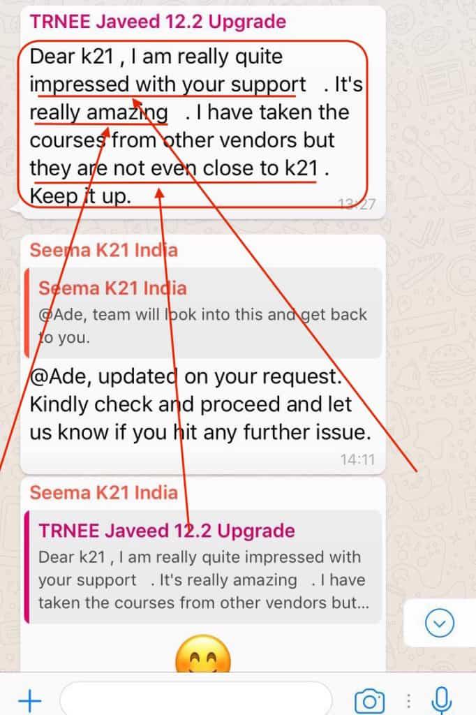 K21Academy_reviews_feedback