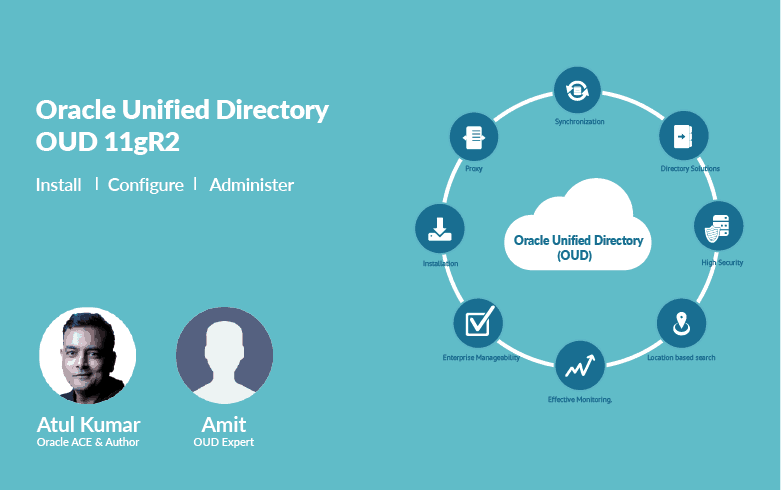 Oracle Unified Directory Administration Training