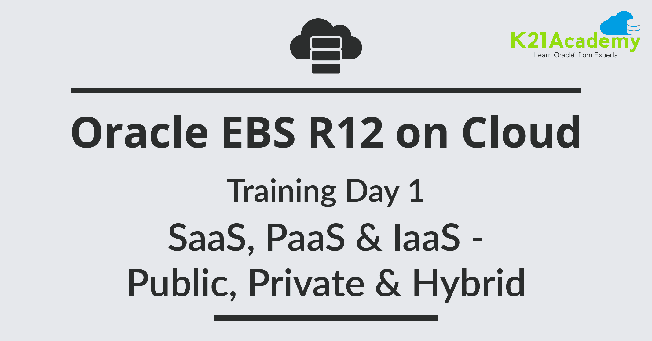 Oracle EBS R12 on Cloud for Apps DBAs Training FAQs