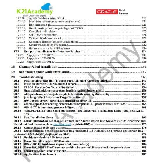 AppsDBA AG1 Index 2
