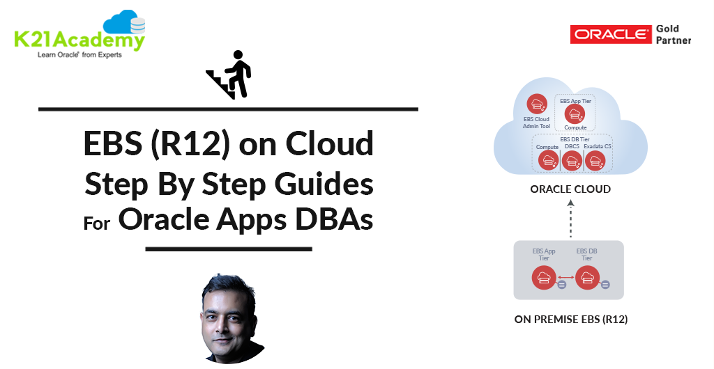 Oracle EBS(R12) on Cloud for Apps DBAs & Architects Training : Step By Step Activity Guides/Hands-On Lab Exercise