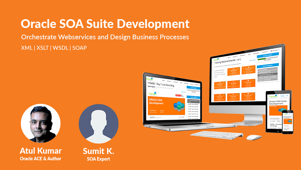 Integrate Enterprise Applications with Oracle SOA Suite and Demand Higher Salary in 40 Hours!!!