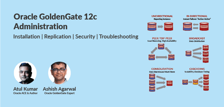 Oracle GoldenGate 12c Administration