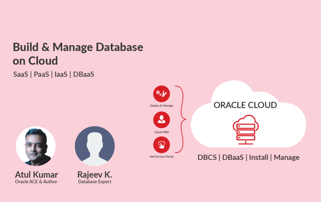 Build & Manage Database on Cloud