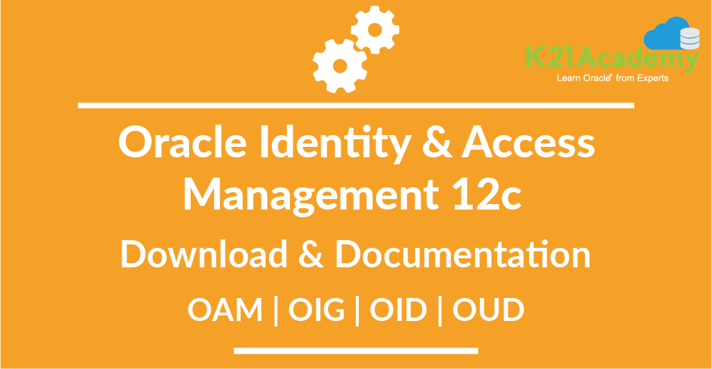 Oracle Identity Management 12c PS3 (12.2.1.3.0) : Download & Documentation