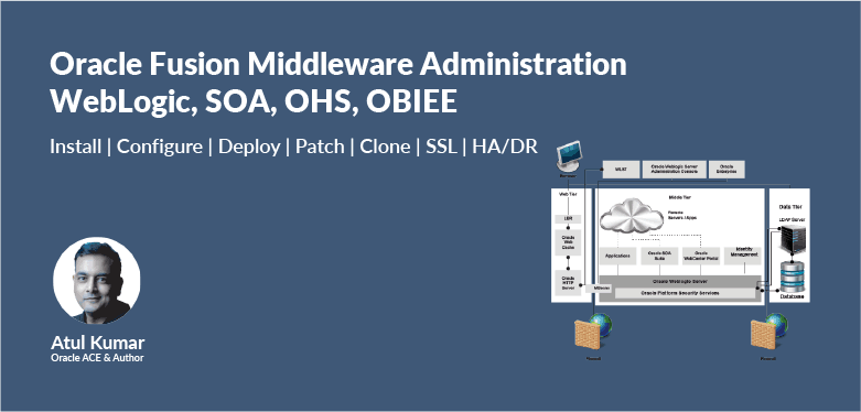 Oracle Fusion Middleware Administration