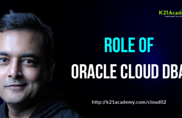 [Video]: Role of Oracle DBA in Cloud : Transition from DBA to Cloud DBA