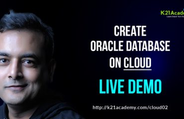 [Video]: Create Oracle Database on Oracle Public Cloud (Database Cloud Service: DBCS)