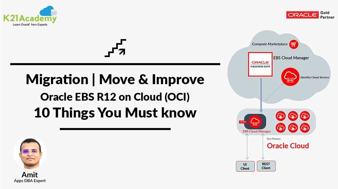 Oracle EBS (R12) On-Premise to OCI Migration (Lift & Shift): 10 Things You Must Consider