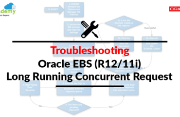 Troubleshoot/Debug Long Running Concurrent Request in Oracle EBS (R12/11i)