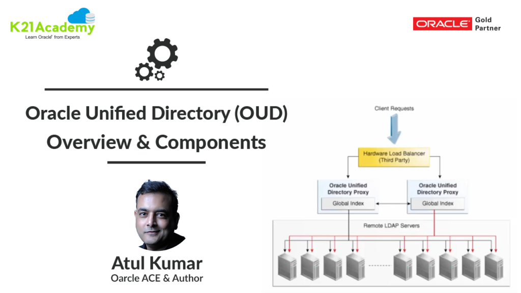 [Video] Oracle Unified Directory (OUD) : Overview & Components
