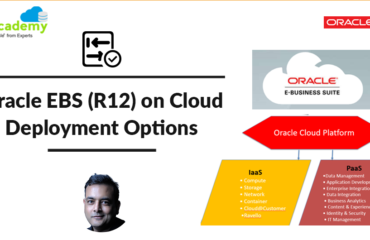 Oracle EBS (R12) on Cloud: Architects Perspective: What and Why?