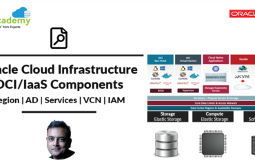 Oracle Cloud Infrastructure (OCI) : Region, AD, FD,  Tenancy, Compartment, VCN, IAM, Storage Service