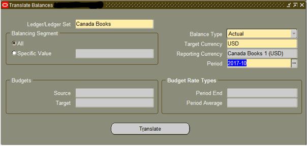Translate Balances