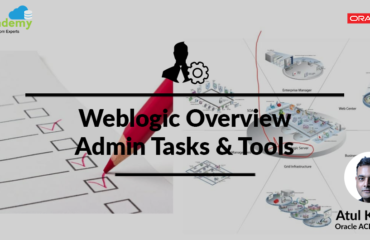 [Video] Oracle Weblogic Server: Weblogic Admin Tasks & Tools