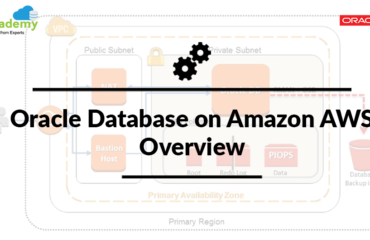 [Video] Oracle Database on Amazon AWS Overview