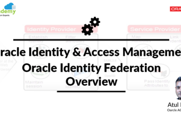 [Video] Oracle Identity and Access Management: Oracle Identity Federation