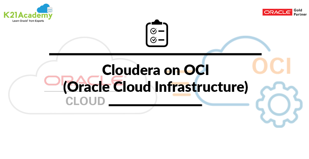 Cloudera on OCI