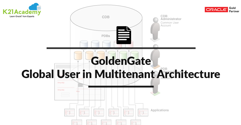 Global user in Multitenant Architecture