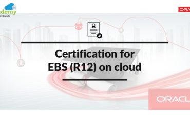 Certification for EBS (R12) on Cloud for Oracle Apps DBAs