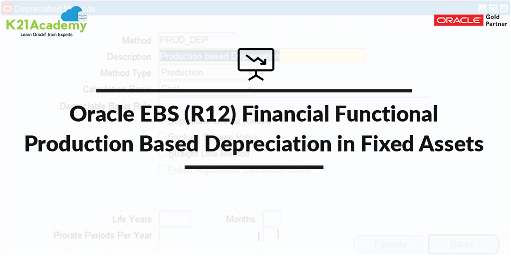 Production Based Depreciation in Fixed Assets