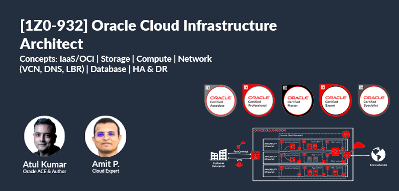 1z0-932] Oracle Cloud Infrastructure Architect - Oracle Trainings