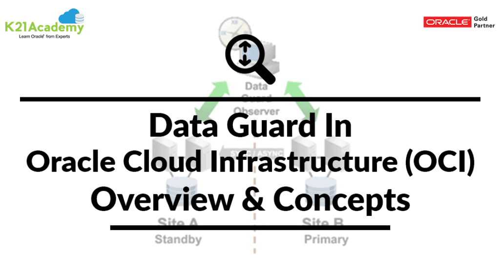 Data Guard in Oracle Cloud