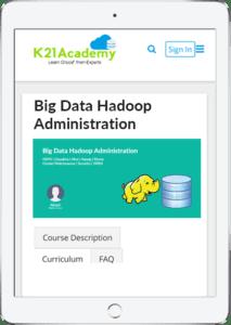 Hadoop Tablet Image