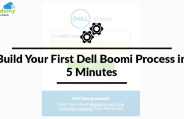 Build your first Dell Boomi Process in 5 min