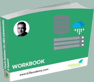 DBA12c Workbook