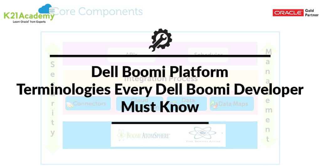 Terminologies Every Dell Boomi Developer Must Know