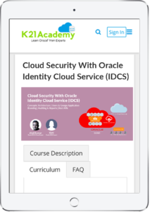 IDCS Tab Image