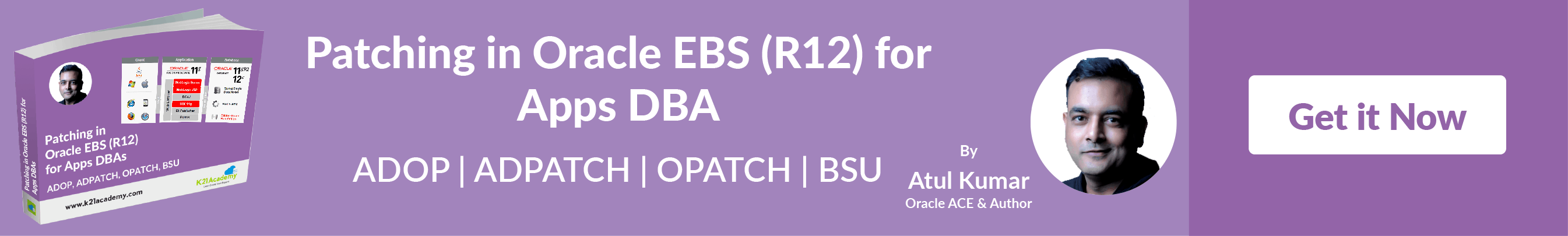 AppsDBA Patching FREE Guide