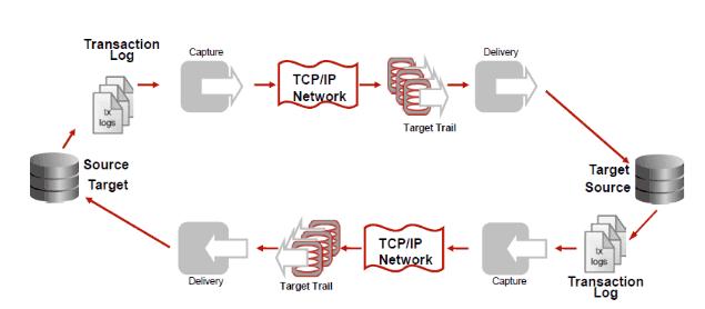 GoldenGate Bidirectional Configuration