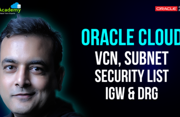 [Video 3 of 5] Oracle Cloud: Create VCN, Subnet, Firewall (Security List), IGW, DRG: Step By Step