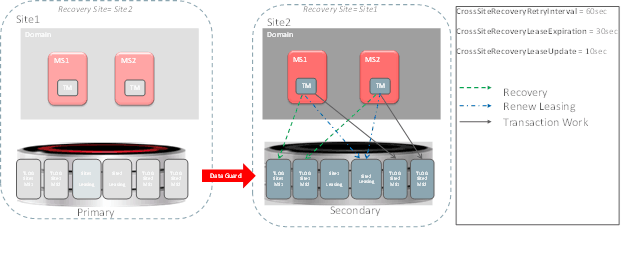 Cross Site Transaction Recovery 2