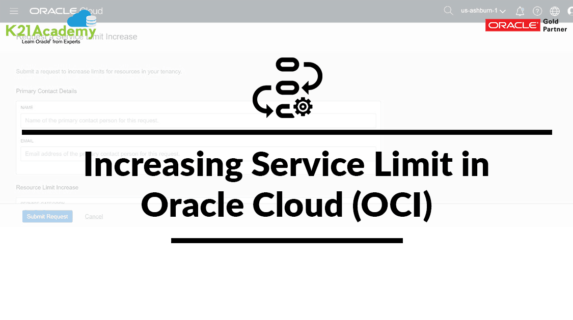 How To Increase Service Limit in Oracle Cloud (OCI)