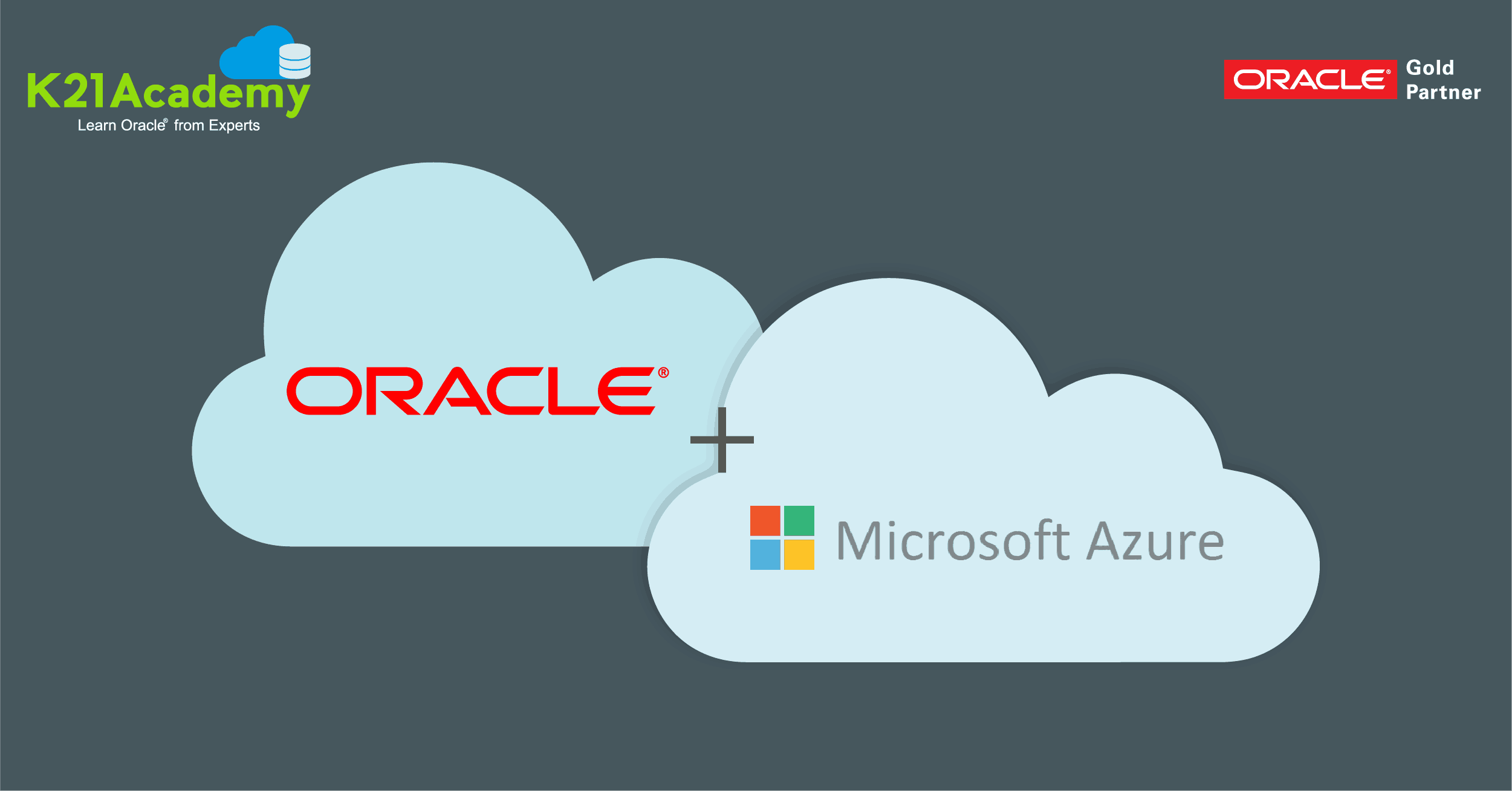 Interconnect Between Oracle and Microsoft