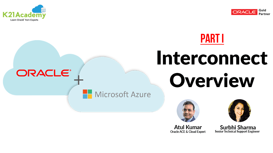 Oracle and Microsoft: Interconnect Overview