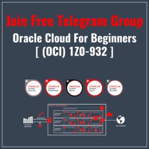 OCI Telegram Group