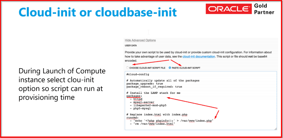 Cloud-init