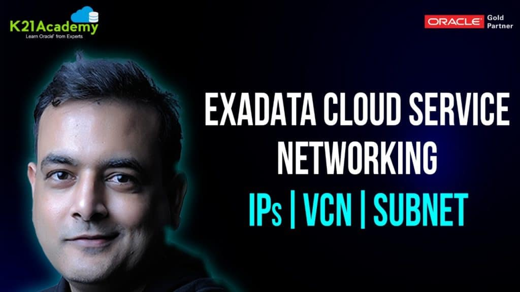 Exadata Cloud Service Networking